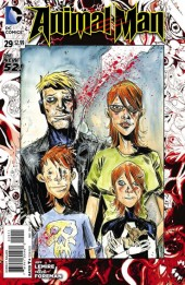 Animal Man (2011) -29- ...Goodnight, Animal Man.