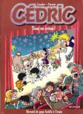 Cédric -Compil7- Tous en scène ! - Recueil de gags festifs à l'école