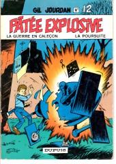 Gil Jourdan -12a74- Patée explosive