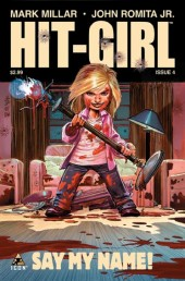 Hit-Girl (2012) -4- Issue 4