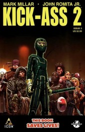 Kick-Ass 2 (2010) -3- Issue 3