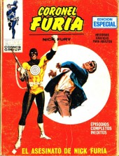 Coronel Furia -8- El asesinato de Nick Furia