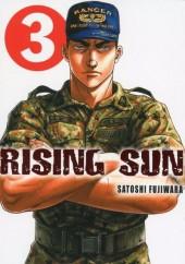 Rising Sun -3- Tome 3
