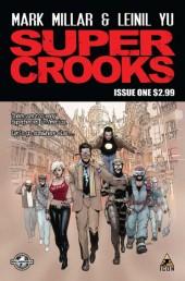 Supercrooks (2012) -1- Issue 1