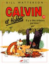 Calvin et Hobbes -20- Il y a des trésors partout !