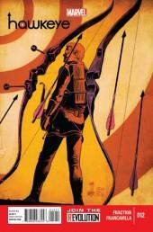 Hawkeye (2012) -12- Untitled
