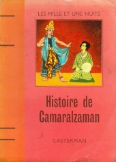 (AUT) Craenhals - Histoire de Camaralzaman (un conte des mille et une nuits)