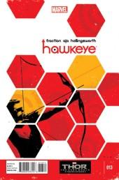 Hawkeye (2012) -13- Untitled