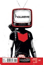 Hawkeye (2012) -17- Winter Friends !