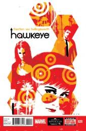Hawkeye (2012) -20- Untitled