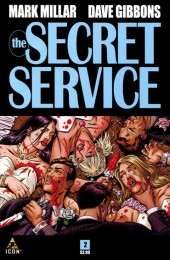 Secret Service (The) (2012) -2- Issue 2