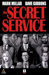 Secret Service (The) (2012) -4- Issue 4