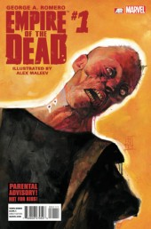 Empire of the Dead : Act One (Marvel Comics - 2014) -1- Issue # 1