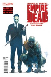 Empire of the Dead : Act One (Marvel Comics - 2014) -2- Issue # 2