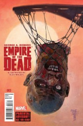 Empire of the Dead : Act One (Marvel Comics - 2014) -3- Issue # 3