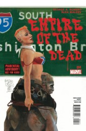 Empire of the Dead : Act One (Marvel Comics - 2014) -4- Issue # 4
