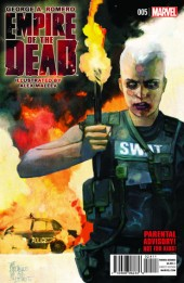Empire of the Dead : Act One (Marvel Comics - 2014) -5- Issue # 5