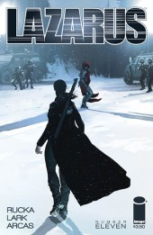 Lazarus (2013) -11- Conclave part one