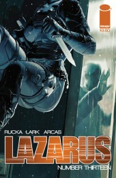 Lazarus (2013) -13- Conclave part three