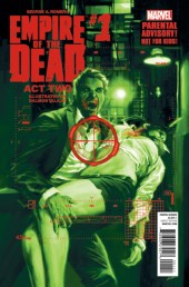 Empire of the Dead: Act Two (Marvel Comics - 2014) -1- Untitled