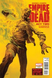 Empire of the Dead: Act Two (Marvel Comics - 2014) -2- Untitled