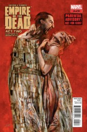 Empire of the Dead: Act Two (Marvel Comics - 2014) -4- Untitled