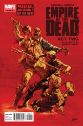 Empire of the Dead: Act Two (Marvel Comics - 2014) -5- Untitled