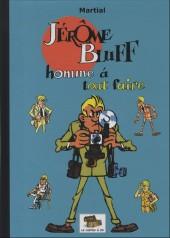 Jérôme Bluff - Homme à tout faire