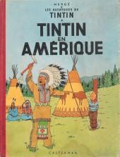 Tintin (Historique) -3B21bis- Tintin en Amérique