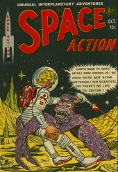 Space Action (1952) -3- Space action 3