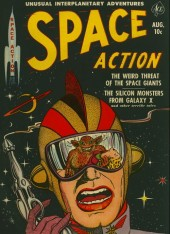 Space Action (1952) -2- Space action 2