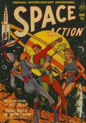 Space Action (1952) -1- Space action 1