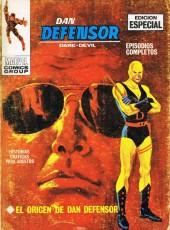 Dan Defensor (Dare-Devil) -1- El origen de Dan Defensor