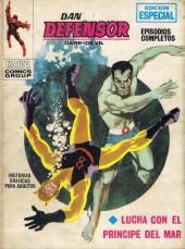 Dan Defensor (Dare-Devil) -4- Lucha con el principe del mar