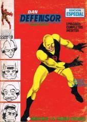 Dan Defensor (Dare-Devil) -5- Mientras la ciudad duerme