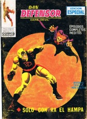 Dan Defensor (Dare-Devil) -9- Solo contra el hampa