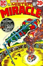 Mister Miracle (DC comics - 1971) -11- The greatest show off earth!