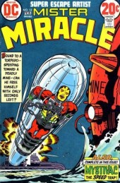 Mister Miracle (DC comics - 1971) -12- Mystivac!