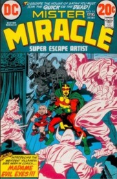 Mister Miracle (DC comics - 1971) -14- The quick and the dead!