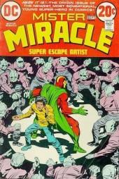 Mister Miracle (DC comics - 1971) -15- Mister miracle super escape artist