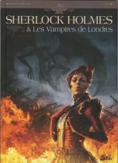 Sherlock Holmes & Les Vampires de Londres -2a- Morts et Vifs
