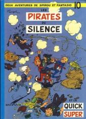 Spirou et Fantasio -10d76- Les pirates du silence
