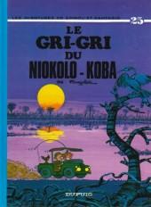 Spirou et Fantasio -25d87- Le gri-gri du Niokolo-Koba