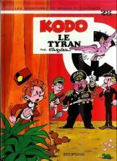 Spirou et Fantasio -28d91- Kodo le tyran