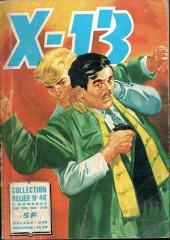 X-13 agent secret -Rec46- Collection reliée N°46 (du n°316 au n°319)