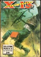 X-13 agent secret -Rec51- Collection reliée N°51 (du n°336 au n°339)