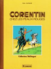Corentin (Cuvelier) -3a1985- Corentin chez les peaux-rouges