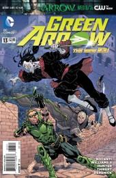 Green Arrow (2011) -13- Suzie Ming's Gauntlet
