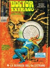 Doctor Extraño -3- La derrota del Dr. Extraño