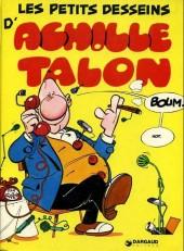 Achille Talon -9b81- Les petits desseins d'achille talon